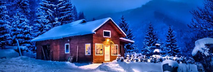 Trouver les locations de vacances d'hiver